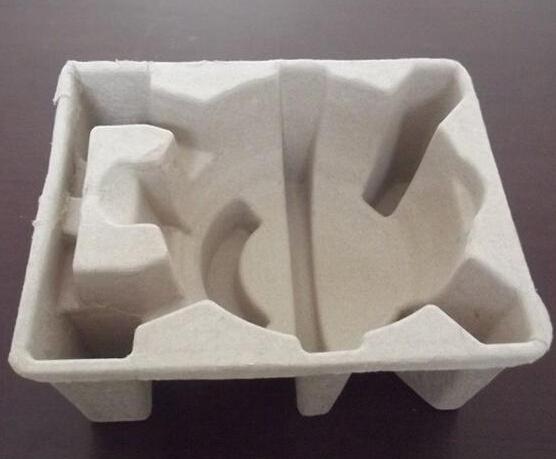 纸托厂简单介绍纸浆模塑纸托制品的生产工艺